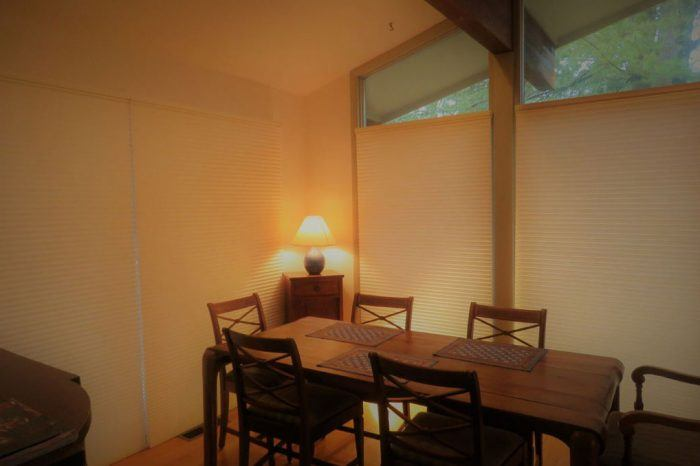Amherst Motorized Shades & Lighting for Dining Rooms in Chatham, Massachusetts (MA)