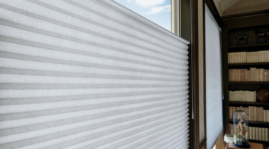 Benefits of Honeycomb Cellular Shades for Homes Near Wilbraham MA